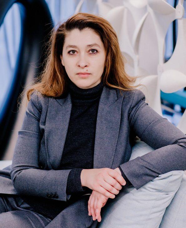 Елена Аралова